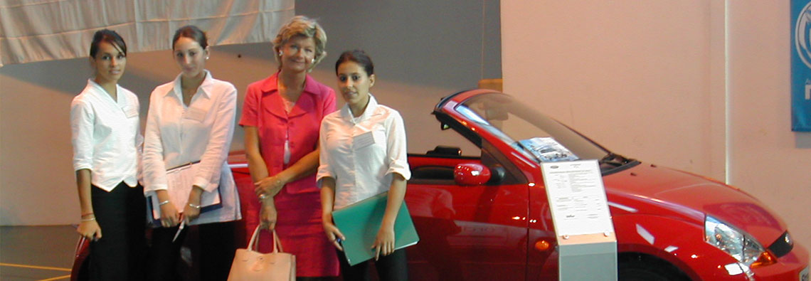 Participation-au-salon-de-l'automobile